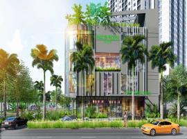 TTTM tại dự án Saigon Eat town