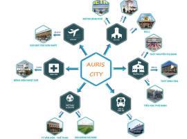 Liên kết khu vực quanh căn hộ Auris city