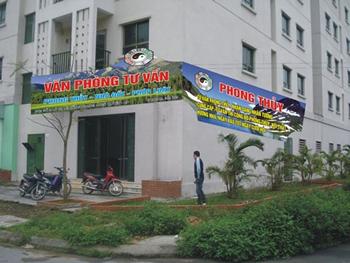 Luận giải Phong thủy cho bất động sản 2013