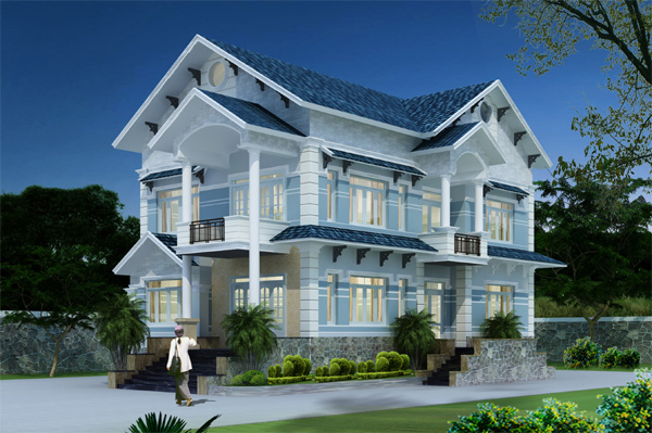 Vì sao luôn chọn kiến trúc Phong thủy nhà?