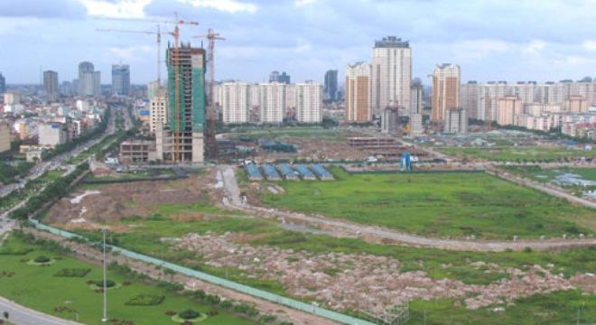 Bộ Tài chính khẳng định người mua chung cư không phải nộp tiền sử dụng đất