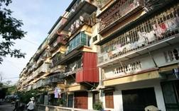 Cải tạo chung cư cũ Hà Nội sắp có giải pháp đột phá