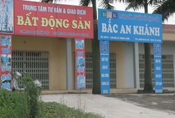 Đại lộ Thăng Long:  Nghĩa địa  bất động sản Hà Nội