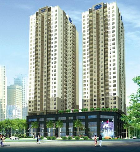 Chung cư Xuân Mai Tower