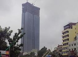 Hà Nội: Tòa tháp 65 tầng cất nóc