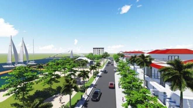 Ra mắt khu đô thị cao cấp Green City Da Nang Beach