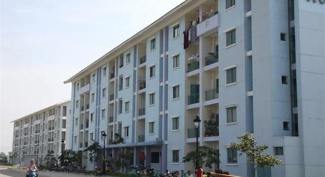 Kiểm tra nhà tái định cư tại TP.HCM, Đà Nẵng, Hà Nội