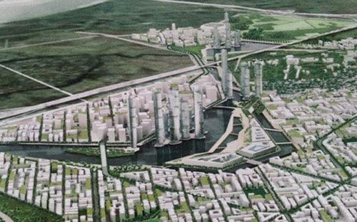 Hà Nội sắp có thêm khu đô thị lớn tại Gia Lâm