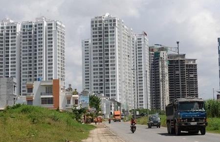 Lượng vốn ngoại đổ vào BĐS Hà Nội suy giảm