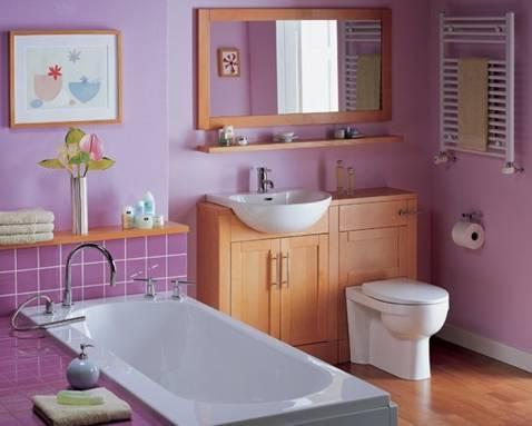 Phong thủy: Kiêng đặt phòng tắm đối diện cửa ra vào