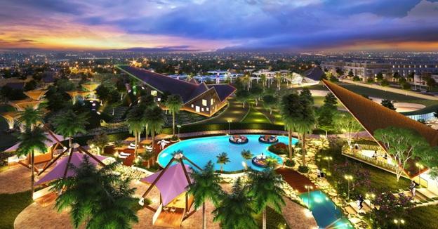 Nam Phong Eco Park Cơ hội đầu tư lợi nhuận cao chỉ với 299tr
