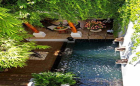 Những thiết kế bể bơi cho sân vườn nhỏ