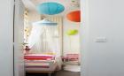 Mẫu phòng ngủ siêu đáng yêu dành cho bé gái