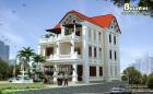 Tư vấn thiết kế biệt thự đẹp tinh khôi ở Đà Lạt