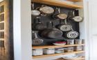 Những ý tưởng lưu trữ đồ thông minh cho căn bếp nhỏ