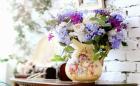 Cách đặt bình hoa trong nhà tốt cho gia chủ