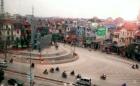 148 ha đất thị trấn Phùng được quy hoạch để phát triển đô thị