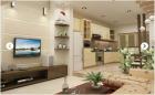Mê mẩn với những thiết kế bếp đẹp lung linh cho nhà chung cư
