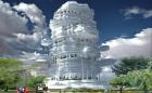 Say đắm với những thiết kế chung cư của tương lai