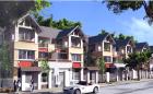 Hà Nội: Điều chỉnh cục bộ Quy hoạch khu biệt thự Tây Nam Linh Đàm