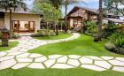 10 đồ vật giúp tăng thêm vẻ đẹp cho sân vườn