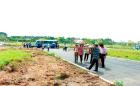 Tp.HCM: Nhà đất các tỉnh vùng ven đang nóng trở lại