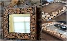 Những ý tưởng trang trí nhà đẹp lấy cảm hứng từ gỗ