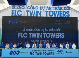 FLC khởi công xây dựng tòa tháp cao thứ 3 Hà Nội