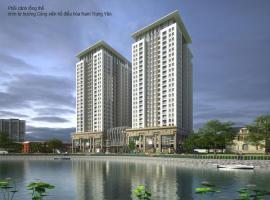 Bán chung cư Home City 177 Trung Kính giá chỉ từ 1,7 tỷ/ căn