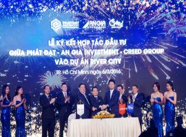 Quỹ đầu tư Creed Group - Nhật Bản rót 500 Triệu USD cho Dự án River City Quận 7