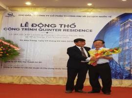 Lễ động thổ dự án Quinter Residence