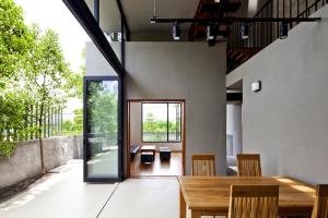 Ngôi nhà 184m2 xanh mướt mát, đầy cảm hứng