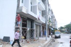 Hàng trăm nhà không phép mọc lên giữa trung tâm Đà Nẵng