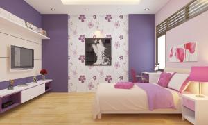 Cách thiết kế phòng ngủ đa dạng màu sắc
