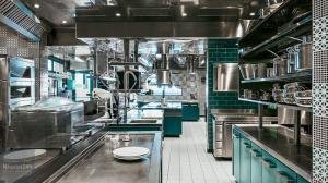 Chia sẻ Nguyên lý thiết kế bếp nhà hàng không nen bỏ qua